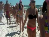 The Longest Bikini Parade