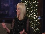 Anna Faris On Jimmy Kimmel Live - PART 1