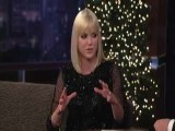 Anna Faris On Jimmy Kimmel Live - PART 2