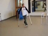 Amazing Disability Dub Step Dance
