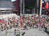 Alfonso Ribiero Starts A Flash Mob Of His Famous Dance