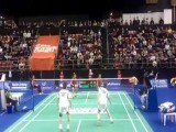 Awesome Badminton Match