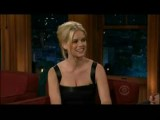 Alice Eve On The Late Late Show With Craig Ferguson