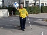 Amazing Ball Juggling Skills