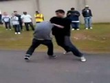 Boys Use Fists To Settle Differences