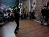 Bboy Dance Off With A Twist