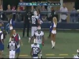Cheerleader Tackled By Cowboys Star