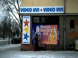 Considerate Street Artists Clothe Naked Girls
