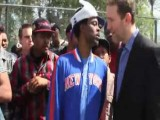 Chris Rock Vs Supahot Fire Rap Battle Parody
