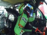 Danica Patrick Massive Crash 2012 NASCAR Gatorade Duels At Dayto