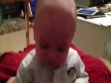 Dad Plays April Fools� Joke On Baby