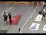 Epic Lacrosse Brawl