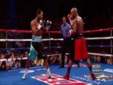 Floyd Mayweather Almost Gets KO'd!