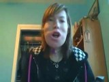 Girl With Facial Disorder Sings Super Bass By Nicki Manij