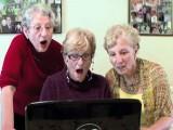 Grandmas Watch Kardashian Sex Tape