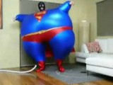 Inflatable Superman Returns