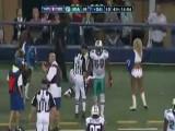 Jason Witten Tackles A Cowboys Cheerleader