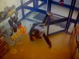Judo Vs Shoplifter
