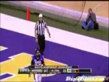 Kick Returner Receives Ball In The End Zone, Forgets To Kneel
