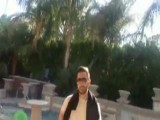 Katy Perry And Friends Singing And Dancing To Call Me Maybe By The Pool