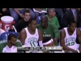 Kevin Garnett Giving Big Baby Advice