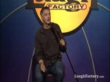Levi MacDougall - Stand Up Comedy - Losing His Virginity