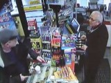 Most Polite Robbery Ever Caught On Security Cam