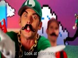 Mario Bros. Vs. Wright Bros. Rap Battle