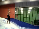 Man Juggling On A Flow Rider