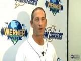 Military Dad Surprises Family At Minor League Baseball Game