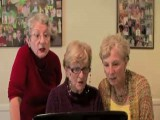 Old Ladies Watching Kardashian Sex Tape