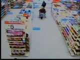 Police Release Video Of Alleged Groper At Walmart