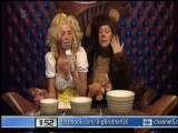 Playboy Twin Karissa Shannon Consumes Cow Urine On Game Show