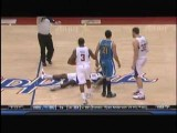 Reggie Evans Embarrassing Flop