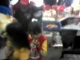 Rekaman CCTV Karisma-Net Pancoran Jakarta Selatan Pencuri Roti