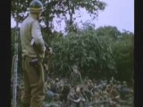 RARE COLOR FILM : D-DAY : Part 2