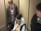Shocking Elevator Prank