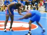School Wrestling Goes Wrong