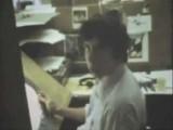 Tim Burton In 1980