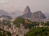 Tilt Shift Of Brazilian Carnaval
