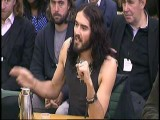 The Russell Brand Show Arrives At Parliament