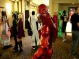 The Best Iron Man Cosplay EVER!! With Animated Mask And Jetpack