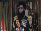The Dictator Holds Press Conference