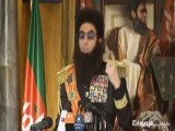 The Dictator: Sacha Baron Cohen Mocks Mitt Romney