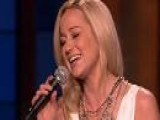 Stop Cheatin' On Me Live By Kellie Pickler