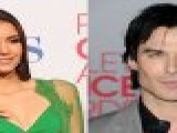 2012 People&#8217 S Choice Awards: &#8216 Vampire Diaries&#8217 Stars Nina Dobrev & Ian Somerhalder Shoot Down Proposal Rumors