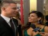 2012 Golden Globes Red Carpet: Channing Tatum&#8217 S &#8216 Fun&#8217 Time On &#8216 Magic Mike&#8217