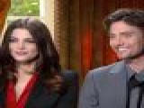 Ashley Greene & Jackson Rathbone Talk &#8216 The Twilight Saga: Breaking Dawn - Part I&#8217 - Does It Stay True To
