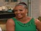 Access Hollywood Live: Vivica A. Fox Talks New Hallmark Channel Movie &#8216 Annie Claus Is Coming To Town&#8217