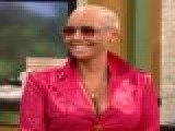 Access Hollywood Live: Amber Rose Sets The Record Straight About Calling Kim Kardashian A &#8216 Homewrecker&#8217